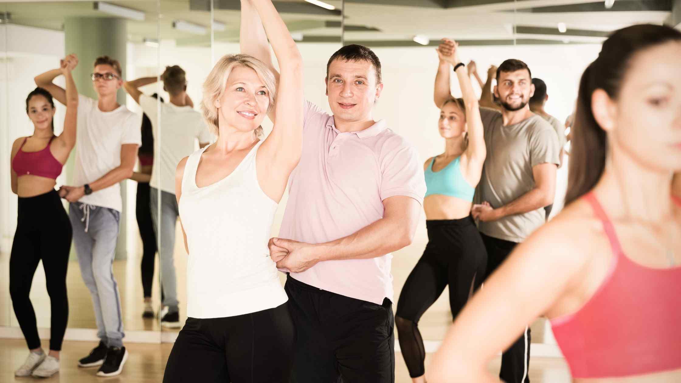 Health Benefits of Ballroom Dancing